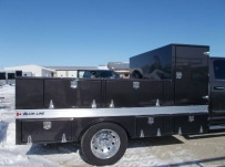 Contractor Component Truck Bodies - CP 187