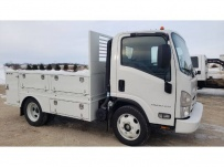 Contractor Component Truck Bodies - CP 192A