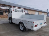 Contractor Component Truck Bodies - CP 192B