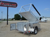 Camping Trailers Toy Haulers - CT 26A