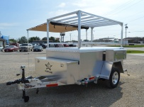 Camping Trailers Toy Haulers - CT 26B