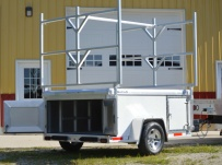 Camping Trailers Toy Haulers - CT 28A