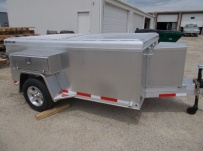 Camping Trailers Toy Haulers - CT 30B
