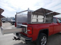 Contractor Truck Toppers - CTOP 45A