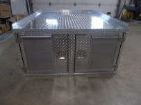 Dog Trailers - DB 48B