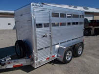 Dual Line Small Livestock Trailers - DL 27B