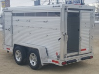 Dual Line Small Livestock Trailers - DL 28A