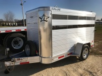 Dual Line Small Livestock Trailers - DL 30A