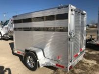 Dual Line Small Livestock Trailers - DL 30B