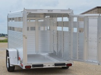 Dual Line Small Livestock Trailers - DL 31B