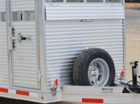 Dual Line Small Livestock Trailers - DL 31C