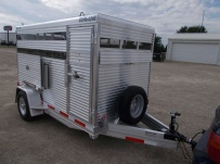 Dual Line Small Livestock Trailers - DL 32A