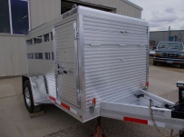 Dual Line Small Livestock Trailers - DL 34A
