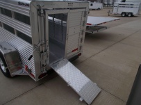Dual Line Small Livestock Trailers - DL 34B