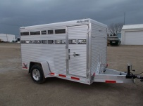 Dual Line Small Livestock Trailers - DL 35A