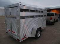 Dual Line Small Livestock Trailers - DL 35B