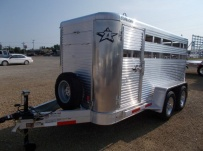 Dual Line Small Livestock Trailers - DL 36A