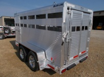 Dual Line Small Livestock Trailers - DL 36B
