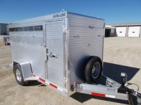 Dual Line Small Livestock Trailers - DL 37A