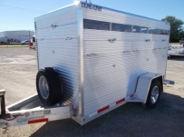 Dual Line Small Livestock Trailers - DL 37B