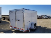 Dual Line Enclosed Cargo Trailers - DLENC 18B
