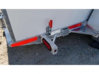 Dual Line Enclosed Cargo Trailers - DLENC 18C