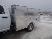 Specialized Aluminum Truck Beds - STB 302A