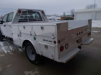 Contractor Component Truck Bodies - CP 155
