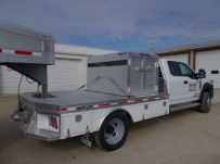 Popular Models Aluminum Truck Beds - PTB 295