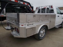 Contractor Component Truck Bodies - CP 160