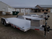 Open Utility Heavy Duty Utility Trailers - BPUC 63