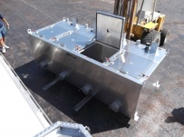 Aluminum Fish Tanks -  FT 1A
