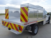 Fire and Brush Body Truck Bodies - GB 84A