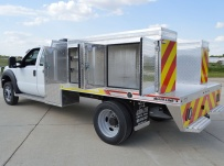 Fire and Brush Body Truck Bodies - GB 84B