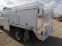 Fire and Brush Body Truck Bodies - GB 87A