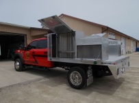 Fire and Brush Body Truck Bodies - GB 88A