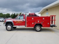 Fire and Brush Body Truck Bodies - GB 89