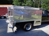 Fire and Brush Body Truck Bodies - GB 90A