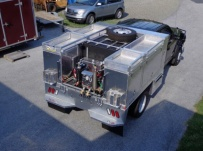 Fire and Brush Body Truck Bodies - GB 90B