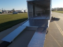 Gooseneck Automotive All Aluminum Enclosed Trailers - GNA 39C