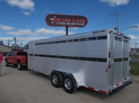 Commercial Double Deck Livestock Trailers - GNDD 50B