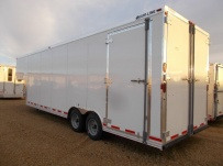 Gooseneck Enclosed Cargo Trailers - GNDF 78