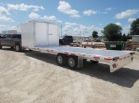Gooseneck Enclosed Cargo Trailers - GNDF 83B