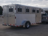 Gooseneck Horse Trailers - GNEH 27A