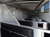 Gooseneck Horse Trailers - GNEH 28A