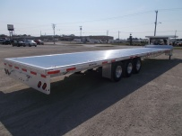 Gooseneck Heavy Equipment Flatbed Trailers - GNF 113B
