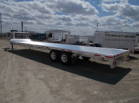 Gooseneck Heavy Equipment Flatbed Trailers - GNF 127