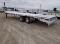 Gooseneck Heavy Equipment Flatbed Trailers - GNF 131B