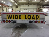 Gooseneck Heavy Equipment Flatbed Trailers - GNF 137C