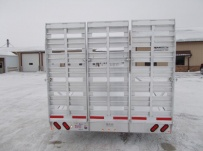 Gooseneck Heavy Equipment Flatbed Trailers - GNF 138B
